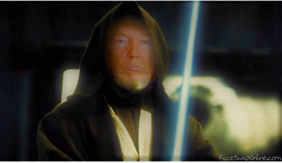 May the Trump be with you