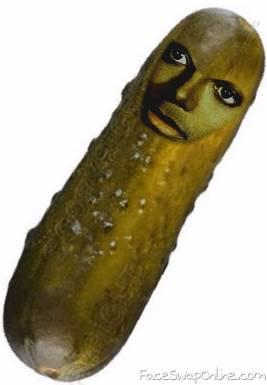 Pickle Michael Jackson