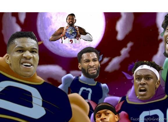 fantasy basketball players