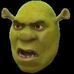 Confused Shrek