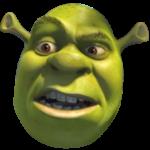 Shrek Frown