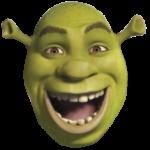 Happy Laughing Shrek
