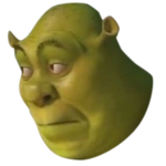 Shrek Long Face