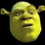 Sceptical Shrek
