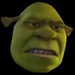 Shrek sigh