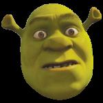 Surprised Shrek