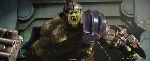 Donald Hulk
