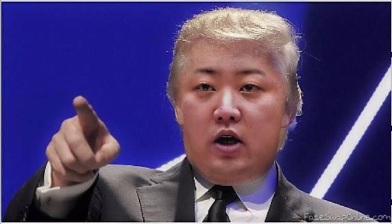Donald Jong Un