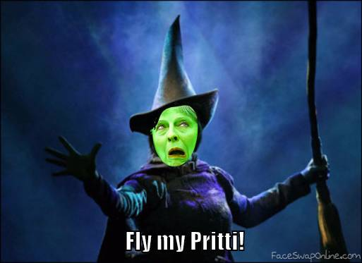 Fly My Pritti