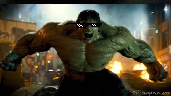 Hulk mlg