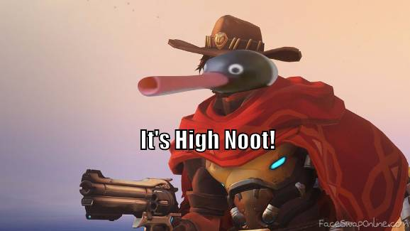 It's High Noot