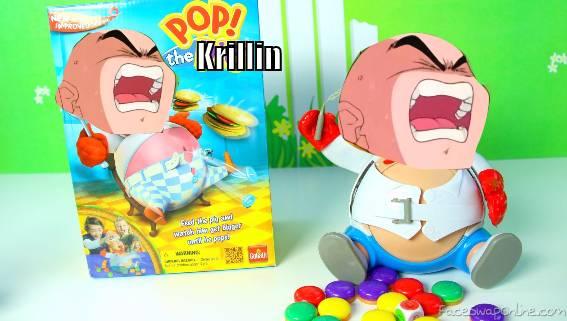 Lets pop he Krillin!