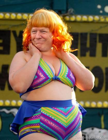 Sexy Donna Trump