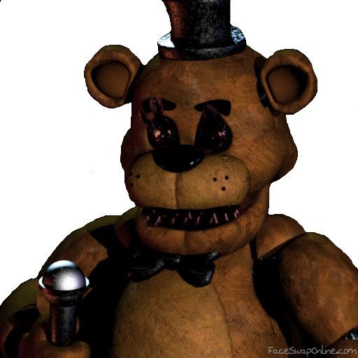 nightmare fnaf 1 Freddy