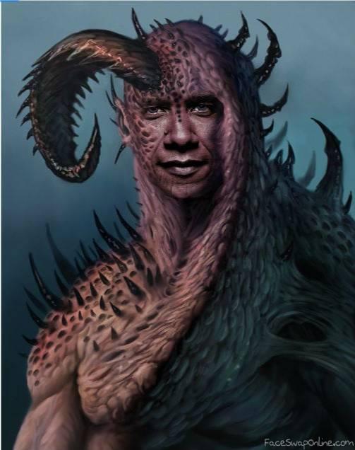 Demon Obama