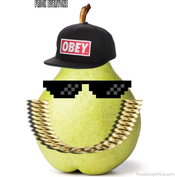 Gangster Pear