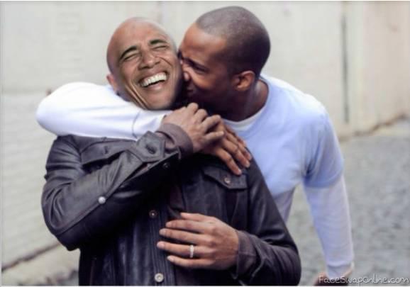 Gay Obama