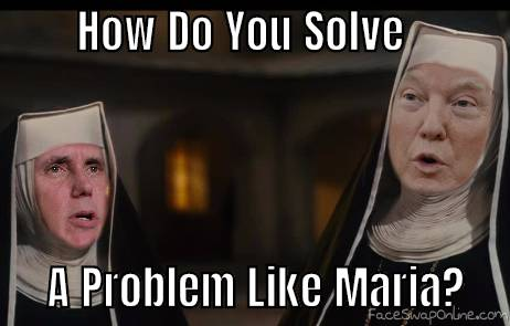 How Do You Solve A Problem Like Maria