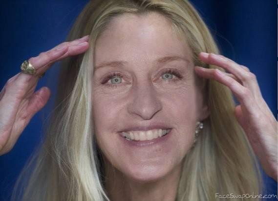 If Ellen was a normal woman