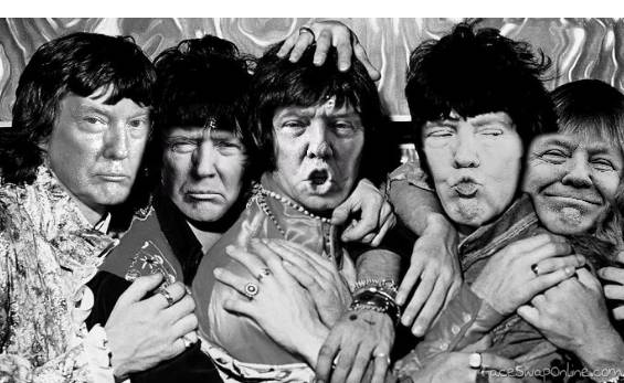 The Rolling Trumps