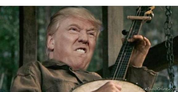 Trumpin' Banjoes