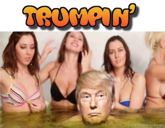 Trumpin' too
