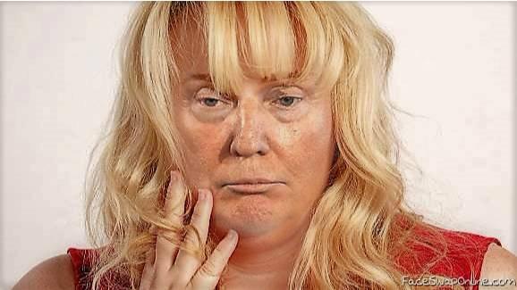 Trump makeover