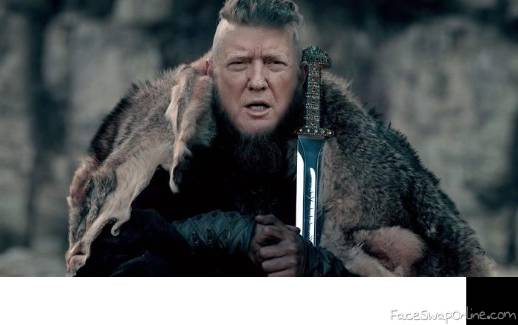 Trumpnar The Barbarian