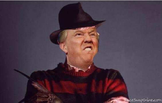 Trumps nightmare in office