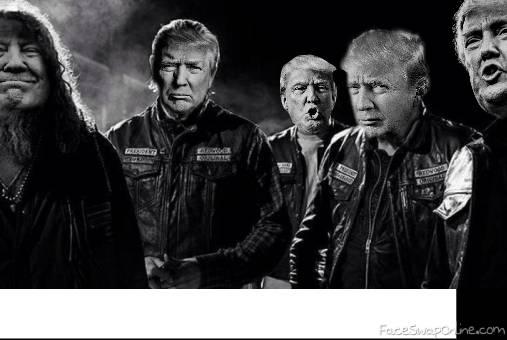 Trumps of Anarchy