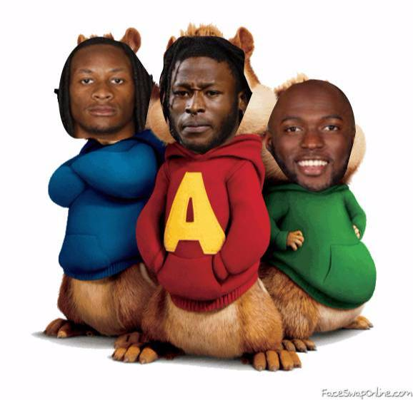 alvin ant the chipmunks