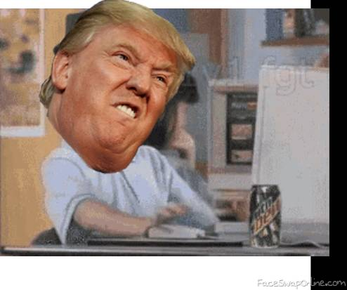 Gamer Trump