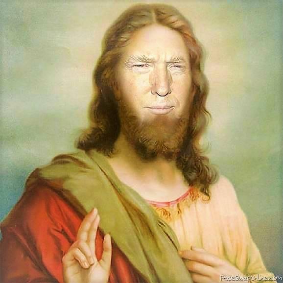 Holy Trump