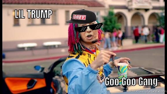 Lil Trump - Goo Goo Gang (Official Video)