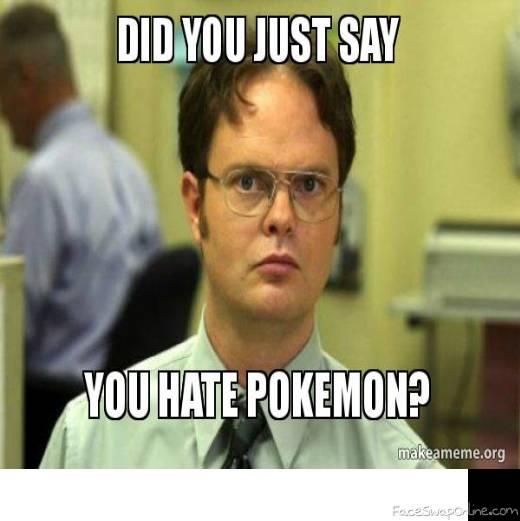 Pokemon Hater