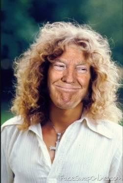 Rocker Trump