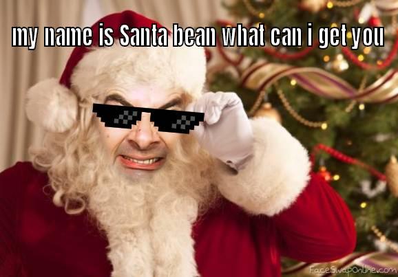 Santa Bean
