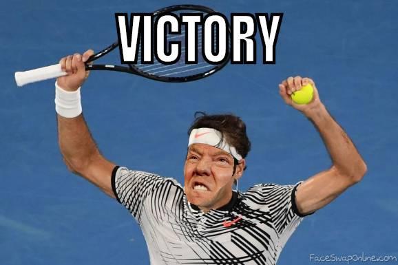 TRUMPS VICTORY!!!