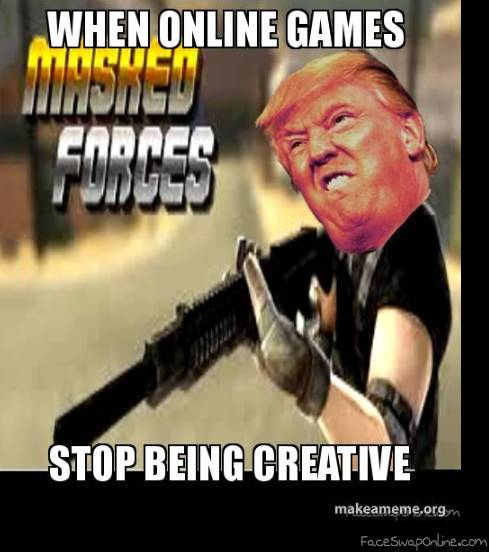 Trump Forces MEME