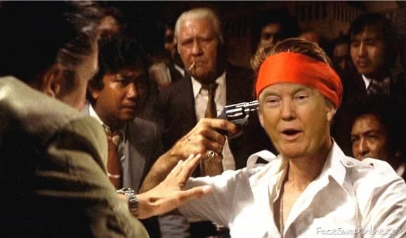 Trump roulette