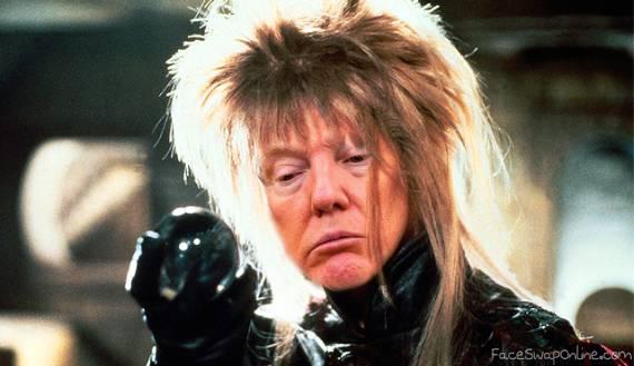 Trump's Labyrinth