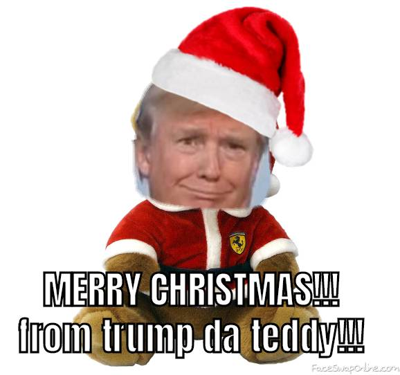 trump the teddy