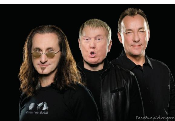 B4-HE-WAS-PRES   Trump was in Rush ?