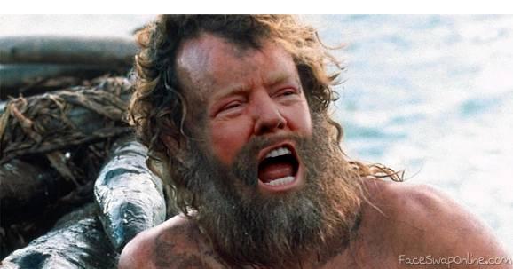 Castaway Trump