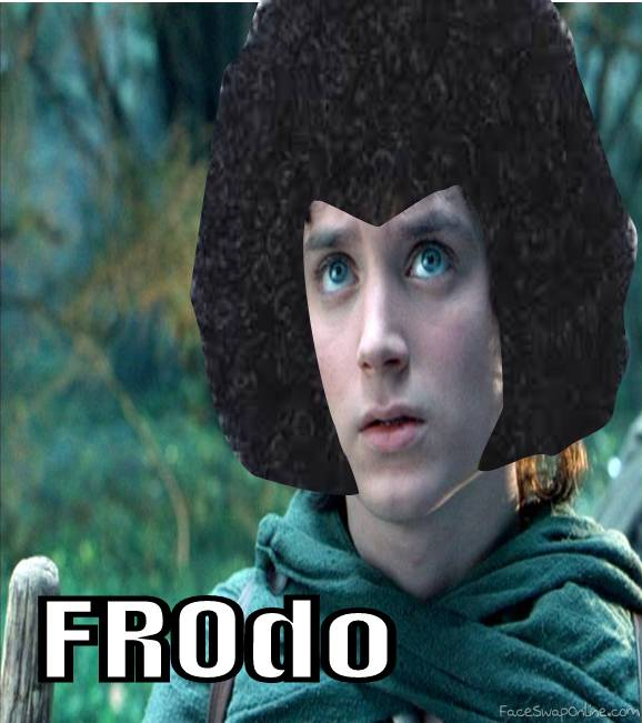FROdo baggins | Face S...