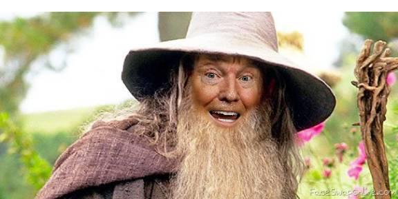 Gandalf Trump