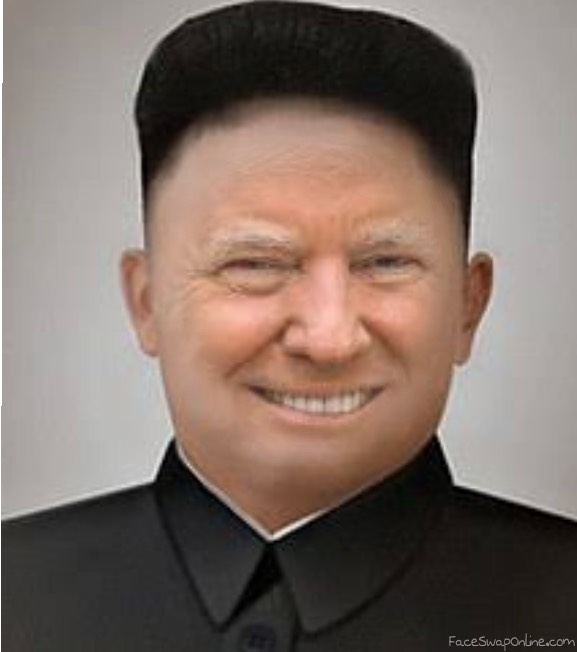 Kim Jong trum