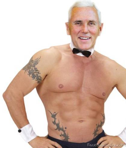 Magic Mike Pence