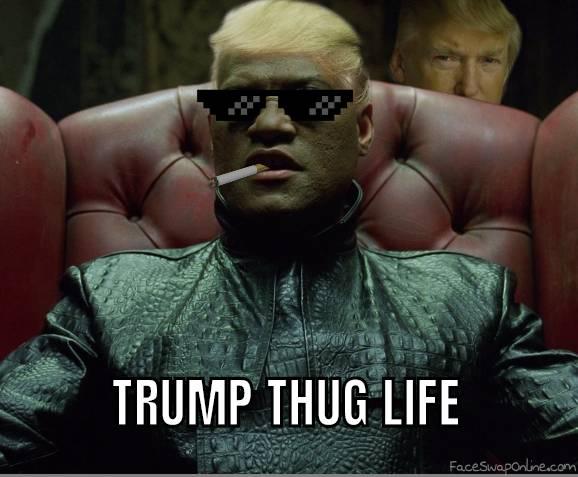 Morpheus Trump