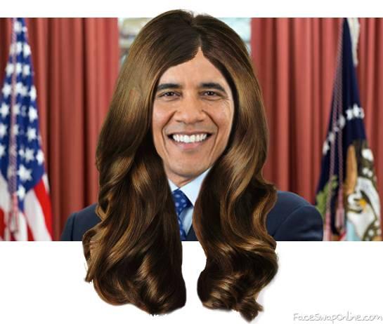 Obama's mum named Omama